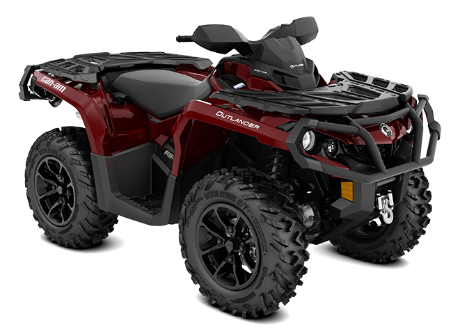 2018-Outlander-XT-650-Intense-Red_3-4-front