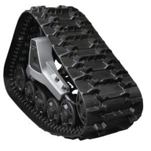 Åk lätt med din Can-Am i lera och smuts med Apache 360 bandsats.